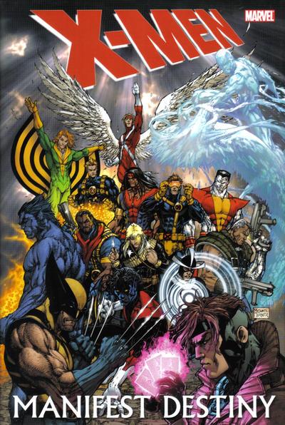 Cover for X-Men: Manifest Destiny (Marvel, 2009 series)