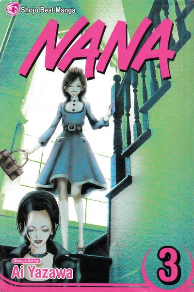 Cover for Nana (Viz, 2005 series) #3