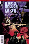 Cover for B.P.R.D. Hell on Earth (Dark Horse, 2013 series) #4 (101)