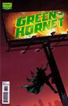 Cover Thumbnail for Green Hornet (2010 series) #30 [Stephen Sadowski Cover]