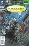 Cover for Batman Incorporated (DC, 2012 series) #4 [Andy Clarke Cover]