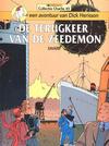 Cover for Collectie Charlie (Dargaud Benelux, 1984 series) #45 - Dick Herisson 5: De terugkeer van de zeedemon