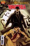 Cover for Dark Shadows / Vampirella (Dynamite Entertainment, 2012 series) #2