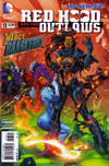 Cover Thumbnail for Red Hood and the Outlaws (2011 series) #13 [Second Printing]