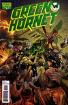 Cover Thumbnail for Green Hornet (2010 series) #24 [Jonathan Lau Cover]
