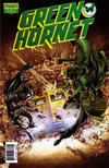 Cover for Green Hornet (Dynamite Entertainment, 2010 series) #20 [Jonathan Lau Cover]