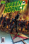 Cover for Green Hornet (Dynamite Entertainment, 2010 series) #22 [Lau]