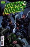Cover Thumbnail for Green Hornet (2010 series) #23 [Phil Hester Cover]