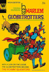Cover for Hanna-Barbera Harlem Globetrotters (Western, 1972 series) #7 [Whitman]