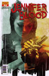 Cover for Jennifer Blood (Dynamite Entertainment, 2011 series) #7 [Cover A]