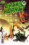 Cover Thumbnail for Green Hornet (2010 series) #26 [Jonathan Lau Cover]