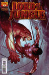 Cover for Lord of the Jungle (Dynamite Entertainment, 2012 series) #5 [Cover B]