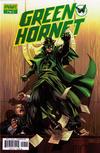 Cover Thumbnail for Green Hornet (2010 series) #25 [Jonathan Lau Cover]