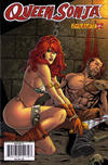 Cover for Queen Sonja (Dynamite Entertainment, 2009 series) #12 [Carlos Rafael Cover]
