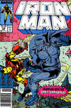 Cover for Iron Man (Marvel, 1968 series) #236 [Direct]