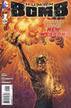 Cover for Human Bomb (DC, 2013 series) #1