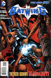 Cover for Batwing (DC, 2011 series) #15