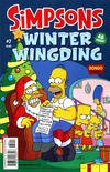 Cover for The Simpsons Winter Wingding (Bongo, 2006 series) #7
