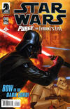 Cover for Star Wars: Purge - The Tyrant's Fist (Dark Horse, 2012 series) #1