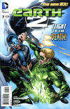 Cover for Earth 2 (DC, 2012 series) #7