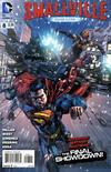 Cover for Smallville Season 11 (DC, 2012 series) #8
