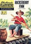 Cover for Illustrerede Klassikere (I.K. [Illustrerede klassikere], 1956 series) #19 - Huckleberry Finn