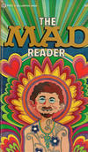 Cover for The Mad Reader (Ballantine Books, 1954 series) #01563 [1]