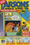 Cover for Larsons gale verden (Bladkompaniet / Schibsted, 1992 series) #11/1994