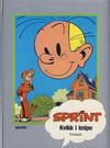 Cover for Sprint [Seriesamlerklubben] (Semic, 1986 series) #[11] - Kvikk i knipe