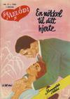 Cover for Min Melodi (Serieforlaget / Se-Bladene / Stabenfeldt, 1957 series) #17/1960