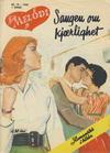 Cover for Min Melodi (Serieforlaget / Se-Bladene / Stabenfeldt, 1957 series) #18/1960