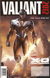 Cover for Valiant Comics FCBD 2012 Special (Valiant Entertainment, 2012 series) #1