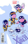 Cover for All-New X-Men (Marvel, 2013 series) #1 [Variant Cover by Skottie Young]