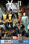 Cover for All-New X-Men (Marvel, 2013 series) #1 [2nd Printing Wraparound Cover by Stuart Immonen]