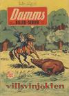 Cover for Damms Billedserier [Damms Billed-serier] (N.W. Damm & Søn [Damms Forlag], 1941 series) #9/1943