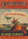 Cover for Damms Billedserier [Damms Billed-serier] (N.W. Damm & Søn [Damms Forlag], 1941 series) #9/1941