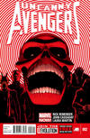 Cover for Uncanny Avengers (Marvel, 2012 series) #2