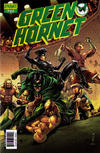 Cover for Green Hornet (Dynamite Entertainment, 2010 series) #21 [Cover B by Jonathan Lau]