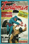 Cover for Fantomen (Semic, 1963 series) #21/1991