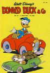 Cover for Donald Duck & Co (Hjemmet / Egmont, 1948 series) #10/1969