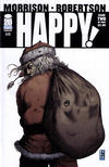 Cover Thumbnail for Happy! (2012 series) #2 [Second Printing]