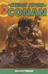 Cover for Savage Sword of Conan (Dark Horse, 2007 series) #12