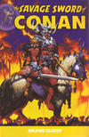 Cover for Savage Sword of Conan (Dark Horse, 2007 series) #11