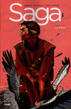 Cover for Saga (Image, 2012 series) #7
