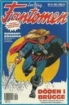 Cover for Fantomen (Semic, 1963 series) #19/1991