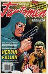 Cover for Fantomen (Semic, 1963 series) #16/1992