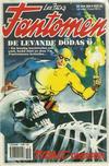 Cover for Fantomen (Semic, 1963 series) #19/1992