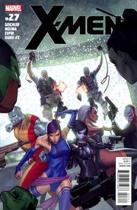 Cover Thumbnail for X-Men (Marvel, 2010 series) #27