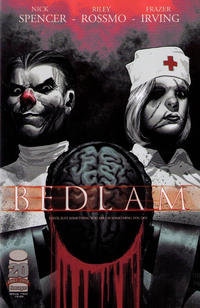 Cover Thumbnail for Bedlam (Image, 2012 series) #2