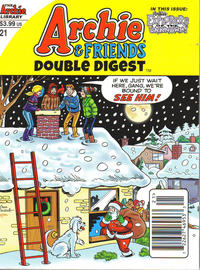 Cover Thumbnail for Archie & Friends Double Digest Magazine (Archie, 2011 series) #21 [Newsstand]